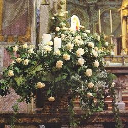 funerale a Tuscania, Viterbo e provincia