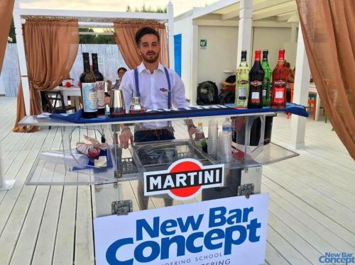 cocktail catering brindisi