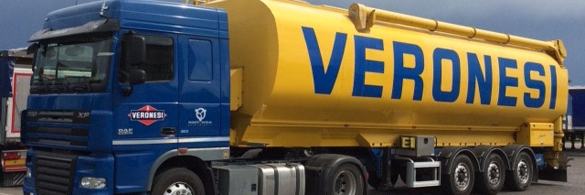 Cisterna per trasporto granaglie