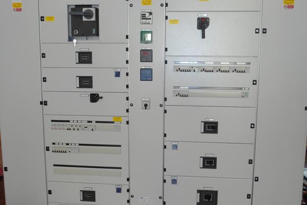 Quadri elettrici di distribuzione Bergamo