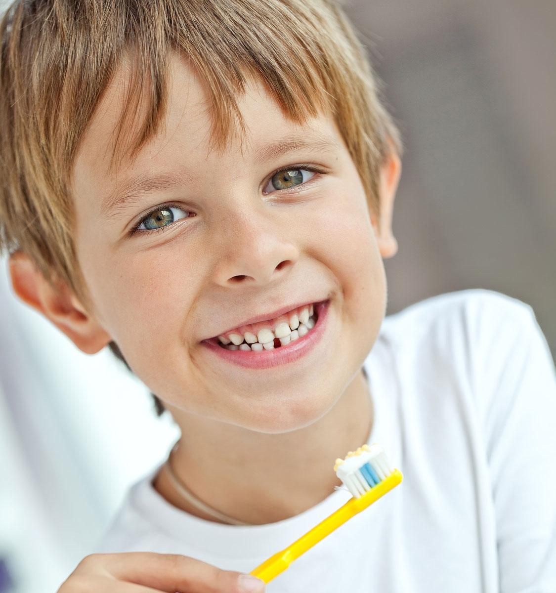 dentista per bambini caneva