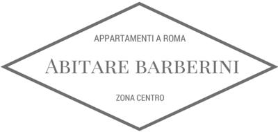 logo abitare Barberini Roma