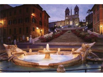 Monolocale con soppalco Barberini Roma