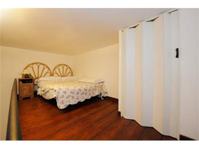 camera da letto monolocale Barberini Roma