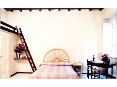 Suite Barberini camera da letto