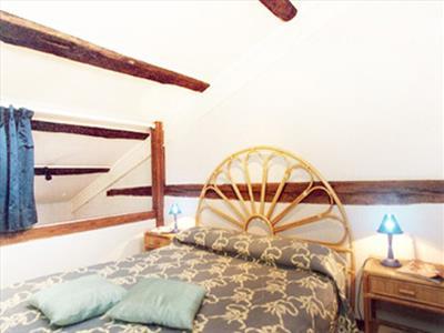 Camera da letto trilocale Barberini