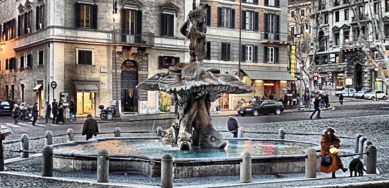 Abitare Barberini affitto monolocali bilocali trilocali Roma centro storico