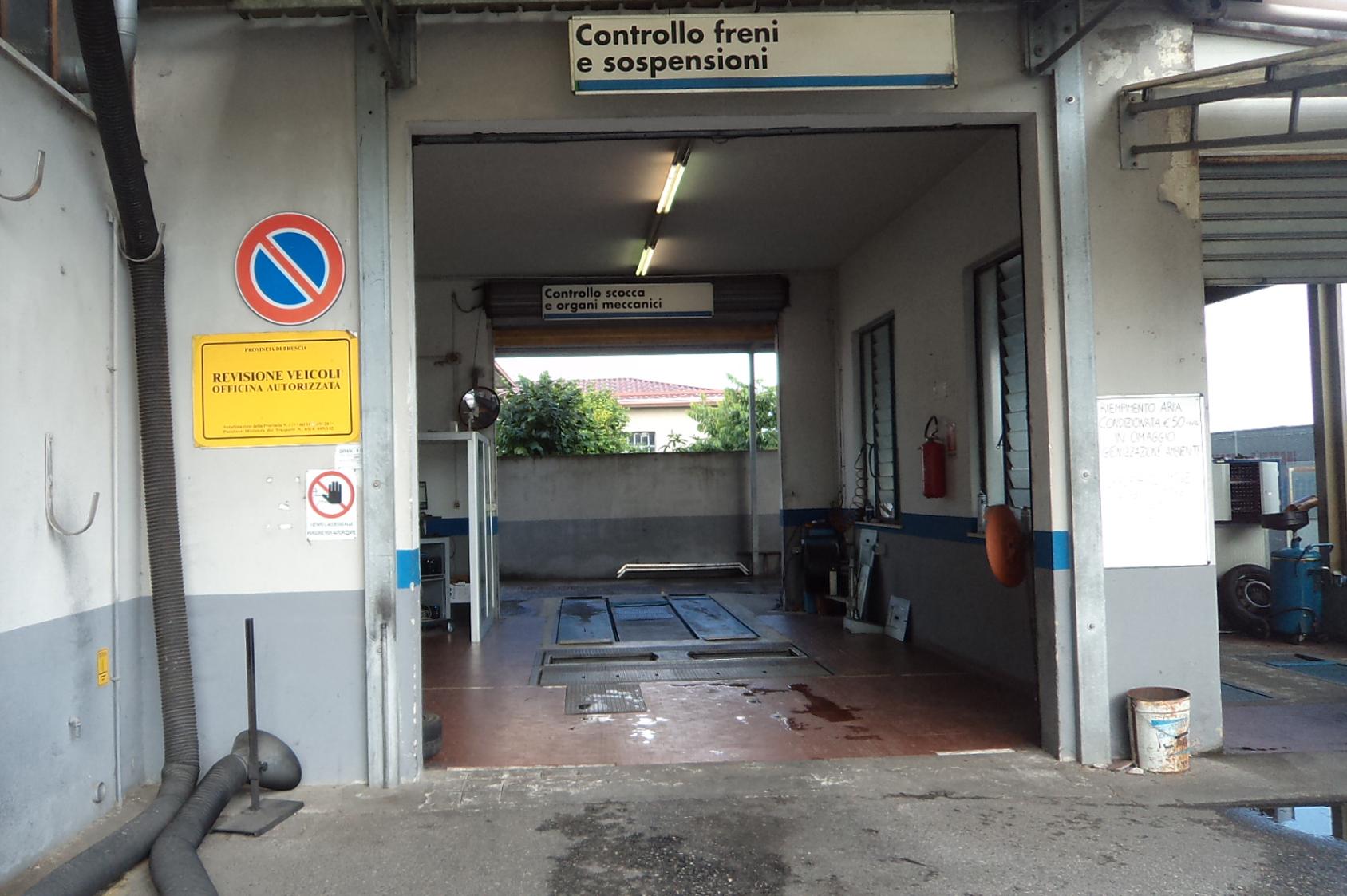 revisioni provincia Brescia