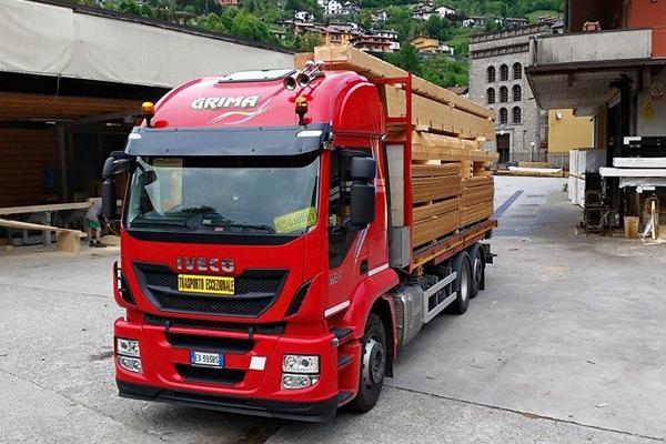 Trasporti grima Bracca Bergamo