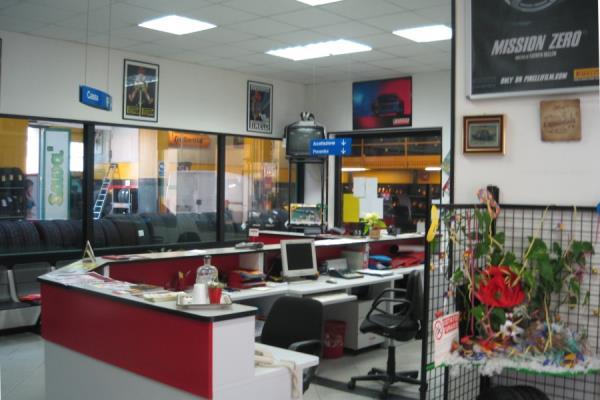 Gomme e sicurezza - Ascoli Piceno