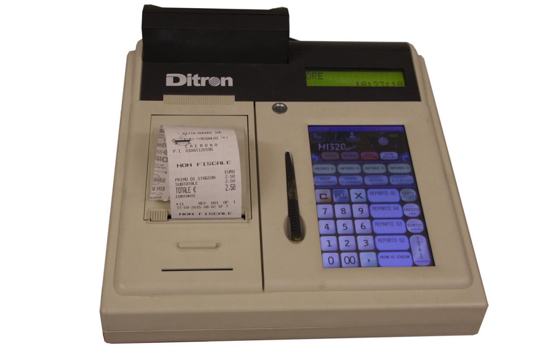 vendita registratori di cassa