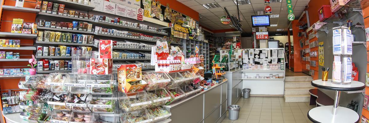 Tabaccheria Ricevitoria Brembate di Sopra Bergamo