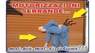 automazioni per serrande e tapparelle Passini Sandro Roma