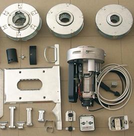 sostituzione motori elettrici di serrande avvolgibili Roma