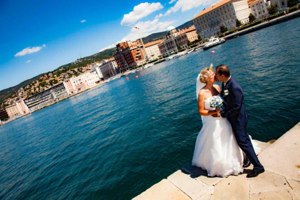 riprese dall'alto per matrimoni e cerimonie
