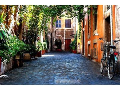 trilocale trastevere Roma centro