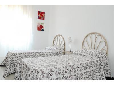 camera da letto trilocale trastevere Roma centro