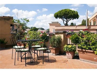 terrazza panoramica roma centro