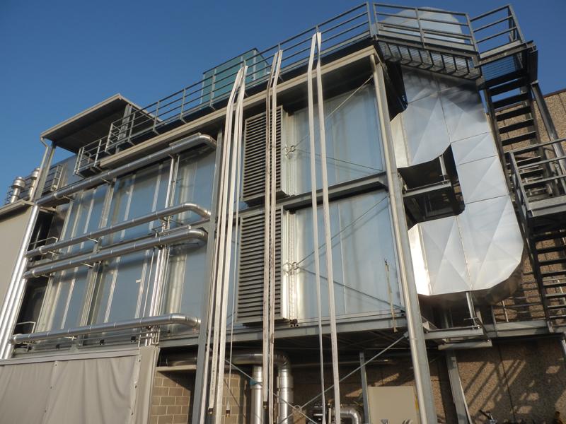 impianti di condizionamento industriali bergamo