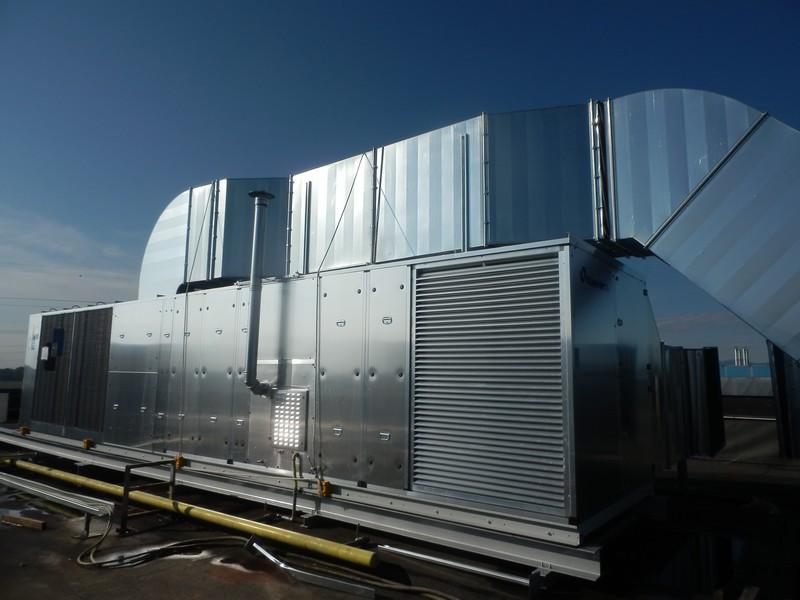 impianti di riscaldamento industriali bergamo