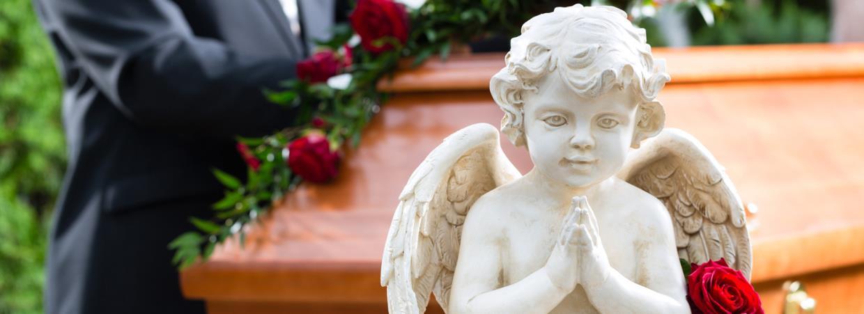 Statua angioletto