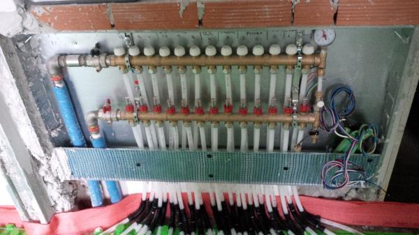 Impianto Idraulica Bianchessi
