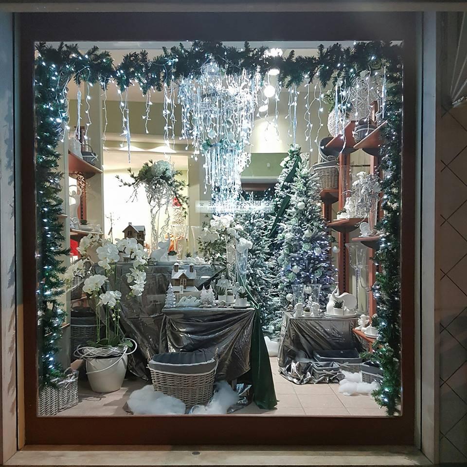 decorazioni natalizie Selargius