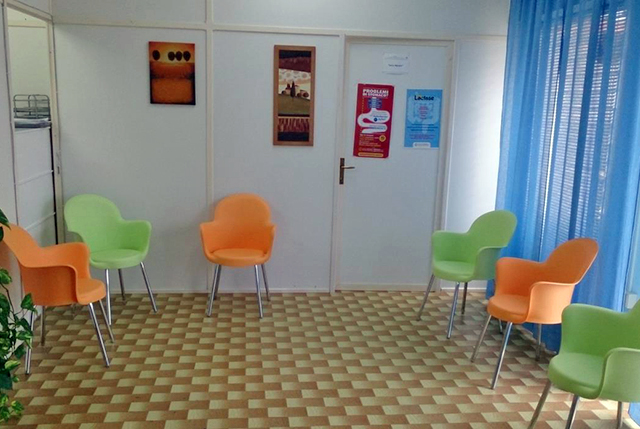 Sala d'attesa Laao sas