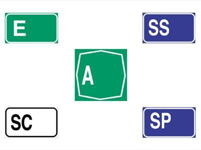 segnali identificazione strada