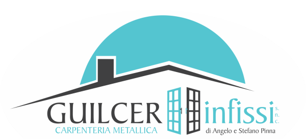 Logo Guilcer infissi Oristano