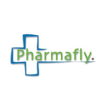 pharmaplus pharmafly logo