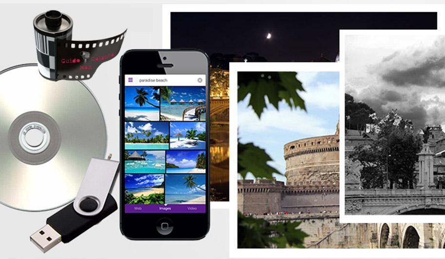 album digitali e stampe analogiche quartiere trieste roma