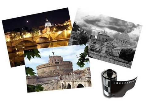 Stampe Analogiche digital photo di Laura Casadei