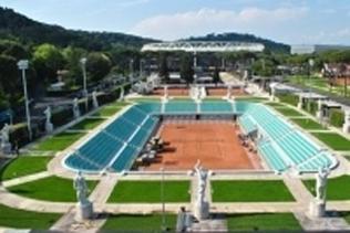Allestimenti impianti sportivi vivai mari roma nord