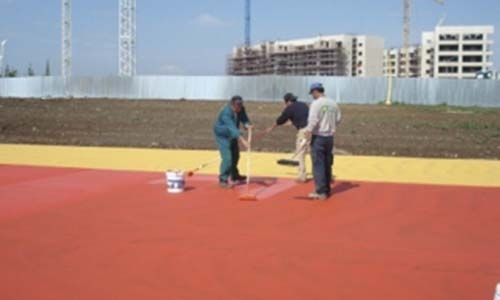 Realizzazione e manutenzione impianti sportivi vivai mari roma nord