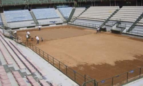 Manutenzione circolo del tennis vivai mari roma nord