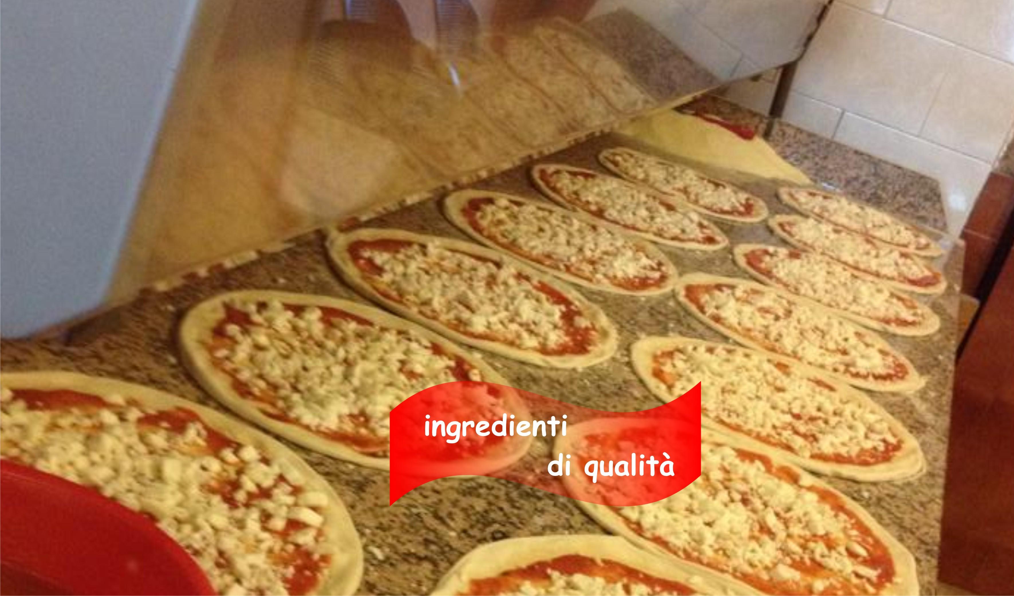 Gustosissima mmm... ordina la tua pizza... non aspettare !!!