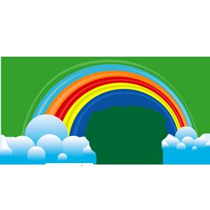 logo asilo nido paradiso d'infanzia roma nord