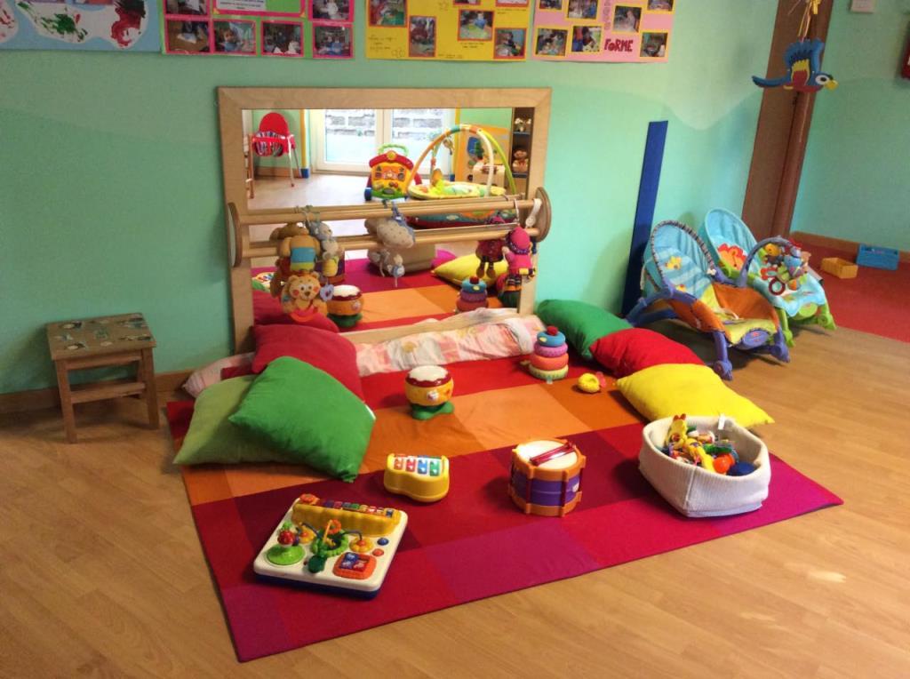 asilo nido privato convenzionato paradiso d'infanzia nuovo salario roma nord