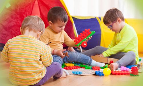 come è organizzato il nido paradiso d'infanzia fidene roma nord