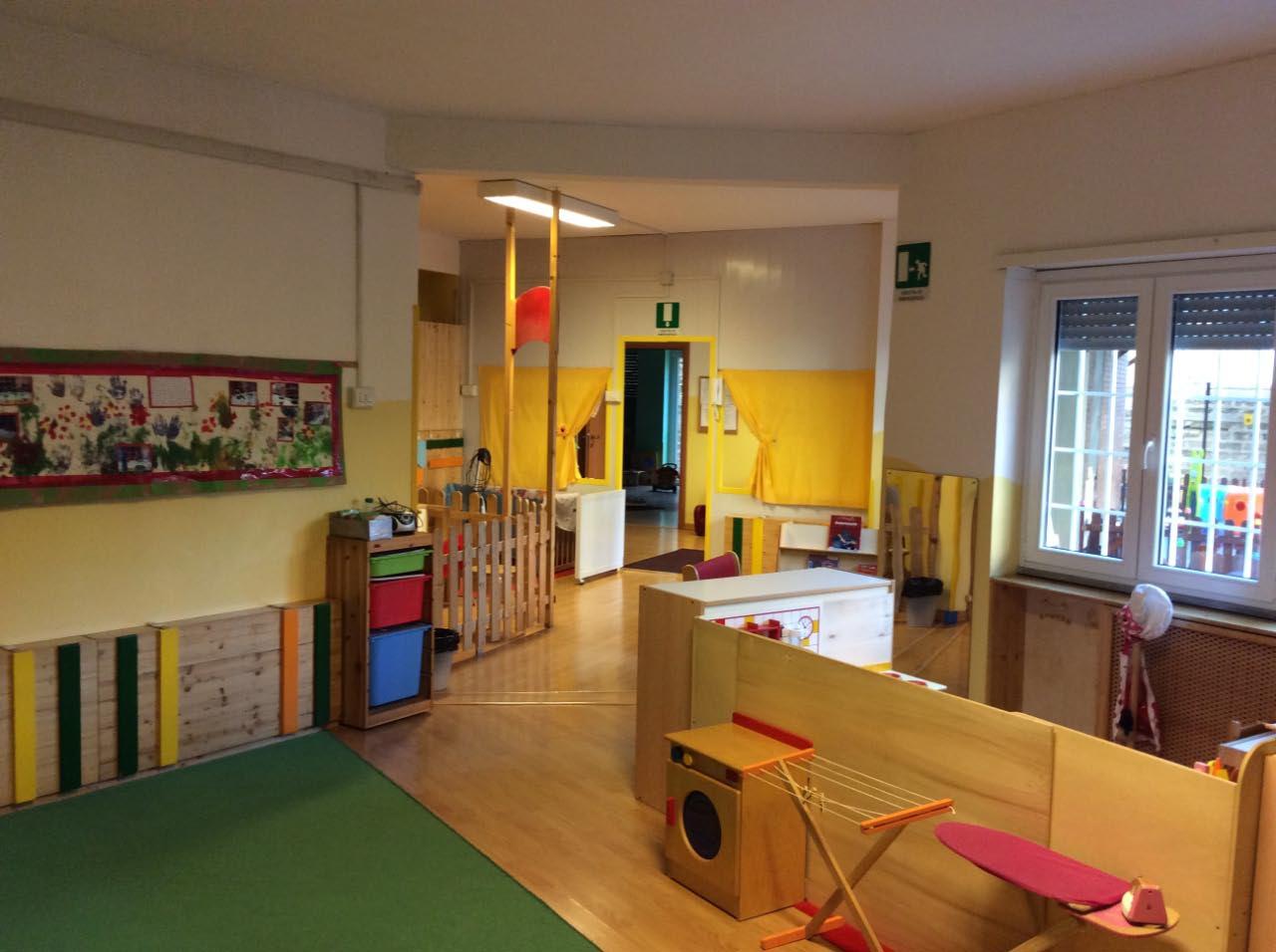 asilo nido privato paradiso d'infanzia nuovo salario roma nord