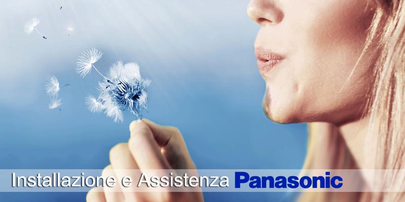 assistenza e installazione Climatizzatori Panasonic TeleclimaEnergia Roma