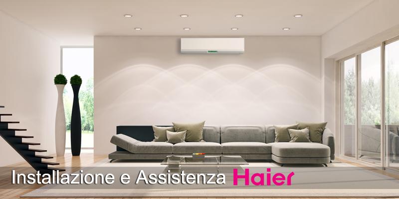 installazione assistenza Climatizzatori Haier TeleclimaEnergia Roma