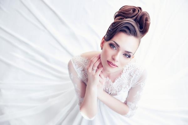 Make-up sposa senso estetico
