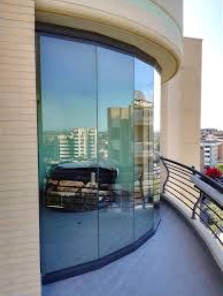 Viterbo Chiusure balconi terrazze