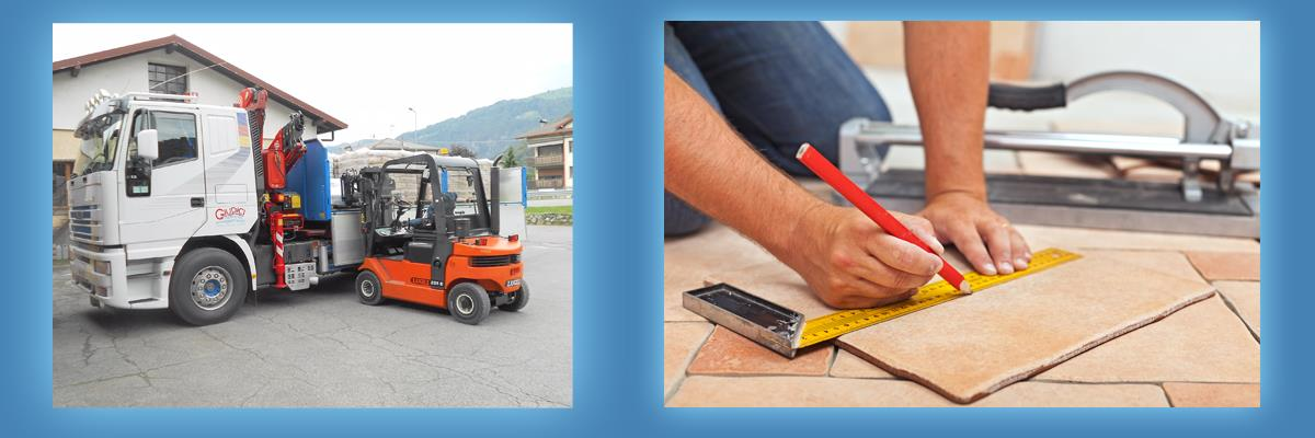 vendita Materiali edili Clusone Bergamo