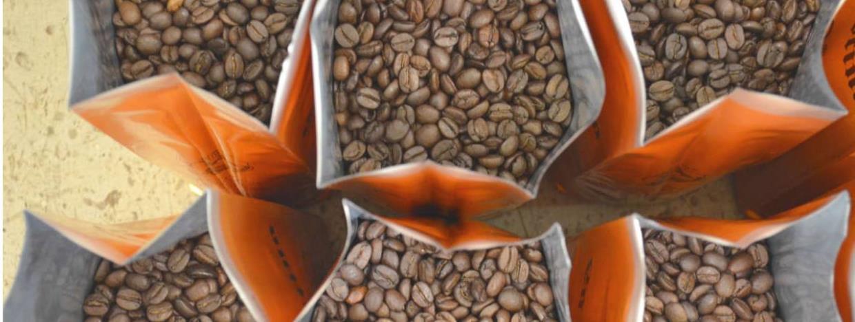 Mélanges de café