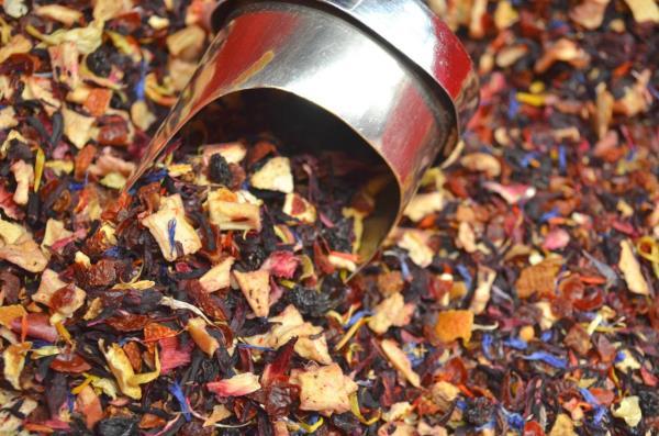 vente de thé