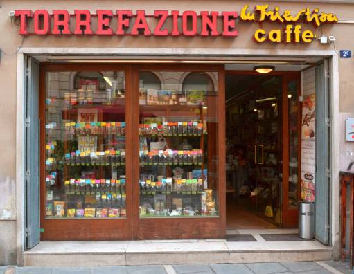 dégustation café Trieste