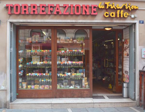Kaffeerösterei La Triestina
